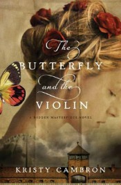butterflyandviolin062714 Morans Debut of the Month, Cambron's First Series, Gohlkes Historical Appeal, & More | Christian Fiction Reviews