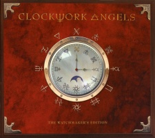 clockwork angels twe d3 a s 2014 Audie Award winners