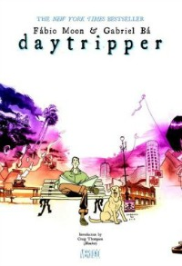 daytripper060614 Graphic Novels from Moon & Bá, Richardson & Sakai, and Roy | Xpress Reviews