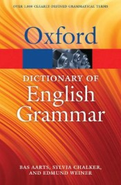 Dictionary of English Grammar