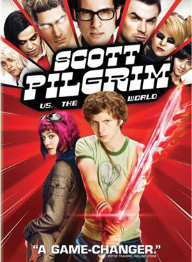 ljx140601webcdSCOTTPILGRIM Heroes for Our Time: 21st Century Superheroes