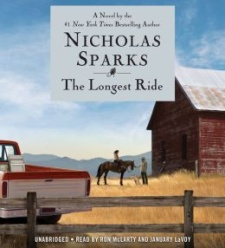 longest ride 2014 Audie Award winners