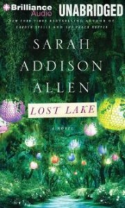 lostlake062014 180x300 Sarah Addison Allens Audiobook of Lost Lake | Xpress Reviews