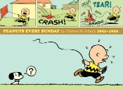 peanuts060314 Jules Feiffer, Brandon Graham, Jane Irwin, Mimi Pond, Charles Schulz, & More | Graphic Novels Reviews