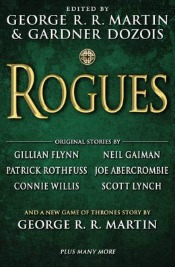 rogues062714 de Castell's Debut of the Month, Romantic Fantasy from Kennedy, Zombie Horror, & More  | SF/Fantasy Reviews