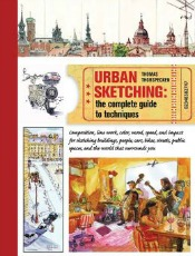 urbansketching060414 Urban Sketching, the Quilter's Appliqué, plus Hardanger Embroidery & Designer DIY | Crafts & DIY Reviews