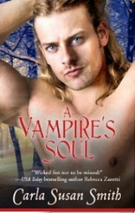 vampiresoul062014 191x300 E Originals from Ashe, Auclair, Parr, and a Pair of Paranormals | Xpress Reviews