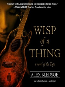 wisp of a thing 2014 Audie Award winners