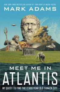 Adams.Atlantis 198x300 Special Report: ThrillerFest IX, Part II | What We're Reading