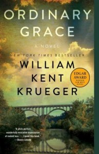 Krueger.Grace  193x300 Special Report: ThrillerFest IX, Pt. I | What We're Reading