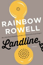 landline070714 Rainbow Rowell | LibraryReads Authors