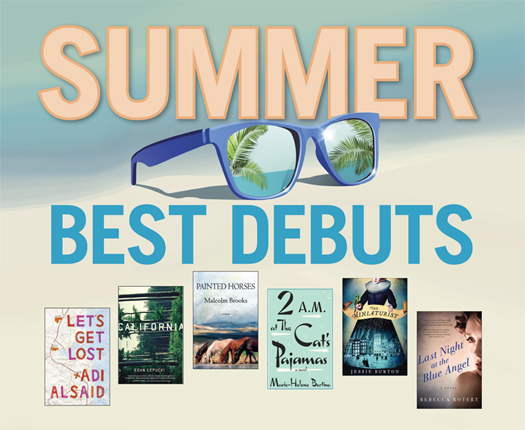ljx140701webhoffertfront Summer Best Debuts | First Novels