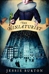 miniaturist LibraryReads: Librarians Announce August Favorites