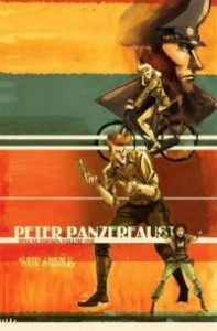 panzerfaust070414 197x300 Graphic Novels: Dead Boy Detectives, Twelve Gems, Protectors, & Peter Panzerfaust | Xpress Reviews