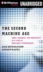 secondmachine071114 181x300 An Audiobook on Merging Economics with Technology | Xpress Reviews