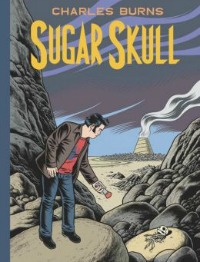 sugarskull071114 Graphic Novels from Burns, Hickman & Pitarra, Marz & Sejic, and Peeters | Xpress Reviews