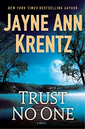 trustnoone Fiction from Best Selling Authors Krentz, Itani, Neuhaus,  Woods, & More | Fiction Previews, Jan. 2015, Pt. 4