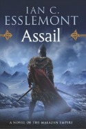 assail080714 Continental Conquests, Cato's Debut of the Month, an Epic Series Lineup, & More | SF/Fantasy Reviews