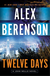 berenson Alex Berenson, Laurie King, Andrew Pyper, & More | Top Commercial Fiction, Feb. 2015, Pt. 2