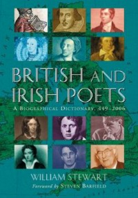 britishandirishpoets081814 Facts To Make Your Mouth Drop, Oxford's Dictionary of Journalism, Contemporary Slang, & More | Reference Reviews