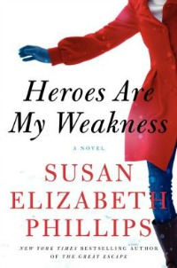 heroesaremyweakness081514 Captivating Romance from Jeffries, Phillips, Putney, & Thomas | Romance Reviews