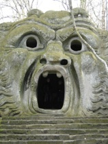 monsters mouth1 A Mystery Daphne du Maurier Might Have Written | RWA 2014