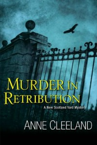 murderinretribution080714 Freeman's Debut of the Month, Keller's Rural Noir, Marons Latest Judge Knott Outing, plus Series Lineup, & More | Mystery Reviews