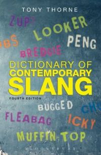 slang081814 Facts To Make Your Mouth Drop, Oxford's Dictionary of Journalism, Contemporary Slang, & More | Reference Reviews
