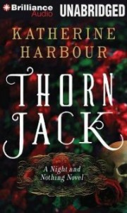 thornjack082214 180x300 Audiobooks from Galloway, Harbour, Stevens, plus a Beach Read Debut | Xpress Reviews