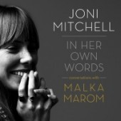 Joni Mitchell in Her Own Words cover093014