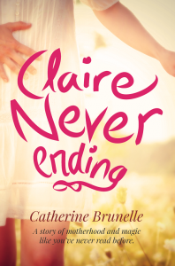cover front claire never ending