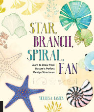 star, branch, spiral, fan