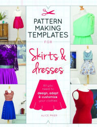 templates for skirts and dresses