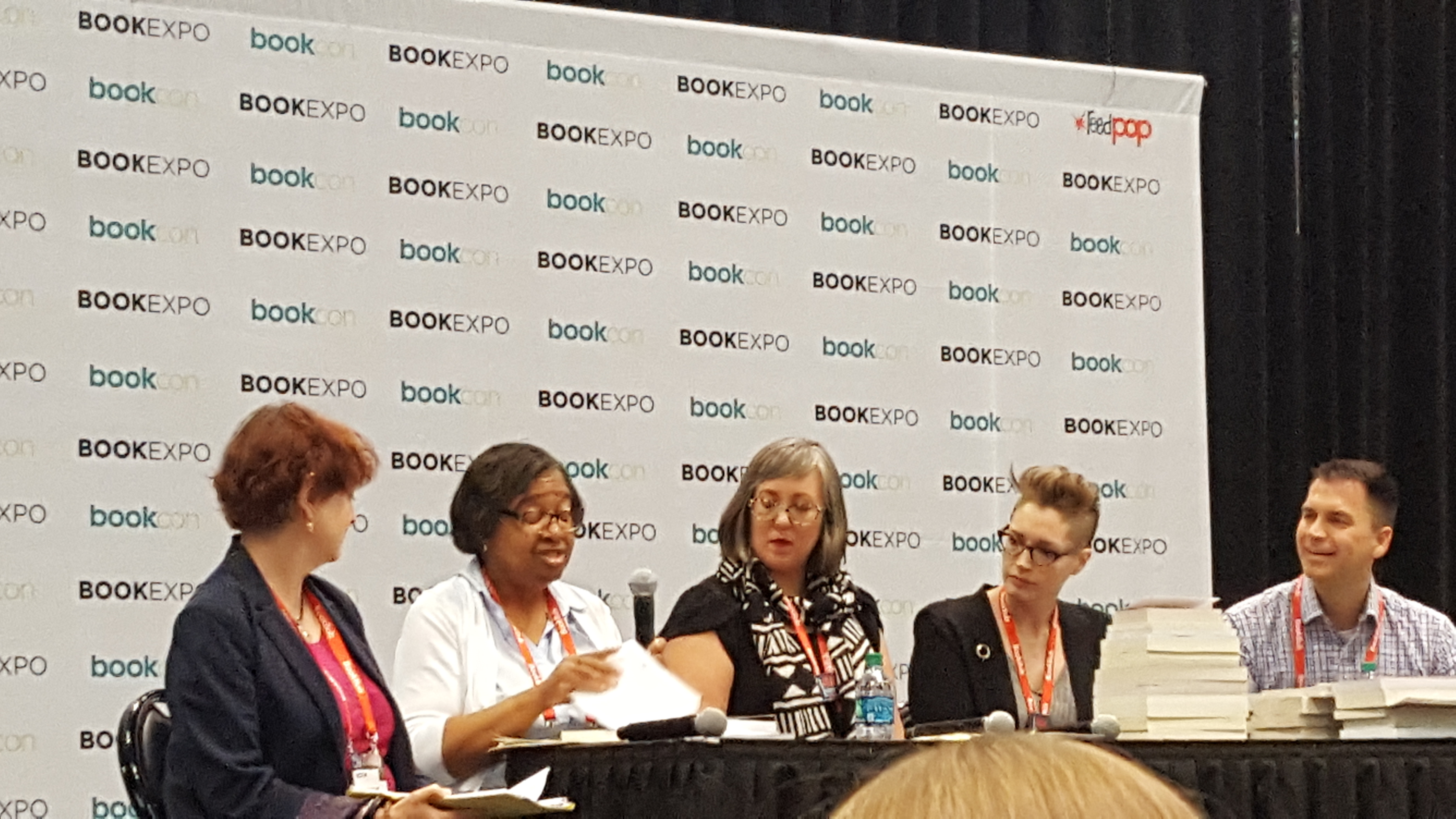 librarians shout n share their literary finds bookexpo 2017