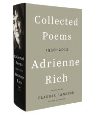collected poems adrianne rich